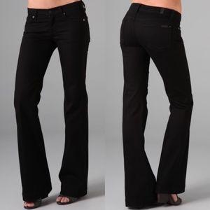 7 For All Mankind Slim Trouser Jean in Atlantic